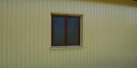 03 Oplechování fasády Omak Roof T-6 RAL 1002 - Těmice.JPG